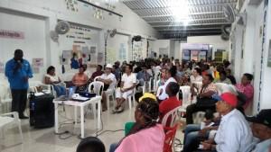 Pedagogía sobre el proceso de paz