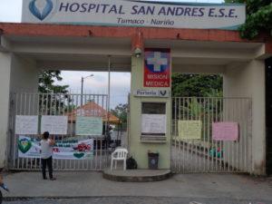 HOSPITAL SAN ANDRÉS DE TUMACO